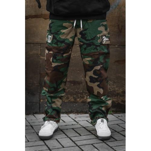 Kalhoty 35mm X Yehla's Camo