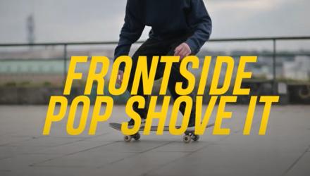 Kristián Nguyen | Ambassadors Trickipedia: Frontside Pop Shove It