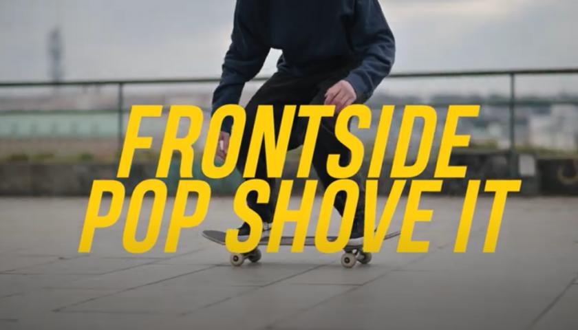 Kristián Nguyen   Ambassadors Trickipedia: Frontside Pop Shove It