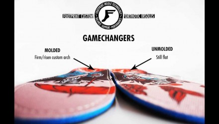 Recenze: Footprint Gamechangers Insoles