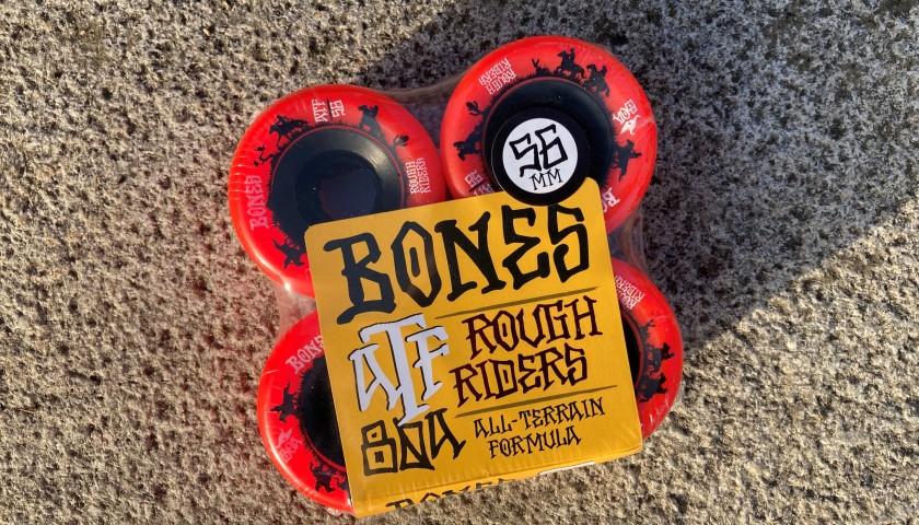 RECENZE: BONES – ROUGH RIDERS (ALL TERRAIN FORMULA)