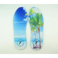 Footprint Hi Profile Kingfoam Insoles 7mm Beach