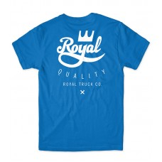 Triko Royal Trucks EMBROIDERED SCRIPT