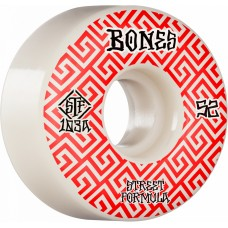 BONES WHEELS STF Patterns V2 LOCKS 52mm 103a 4pk
