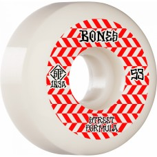 BONES WHEELS STF Patterns Sidecut V5 53mm 103a 4pk