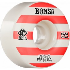 BONES WHEELS STF Patterns V4 WIDE 52mm 103a 4pk