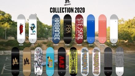 Designy Ambassadors pro rok 2020 doplňuje PRO model Tomáše Stejskala a design Mess