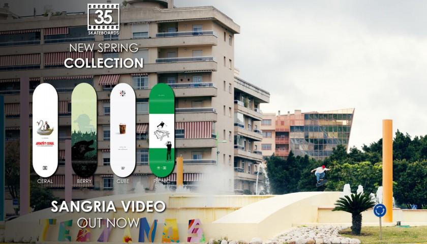35mm představuje video SANGRIA