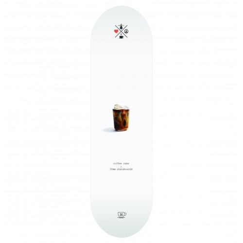 Deska 35mm X Coffee Cube