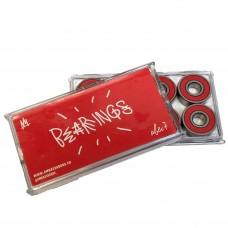 Ložiska Ambassadors ABEC 7 Red