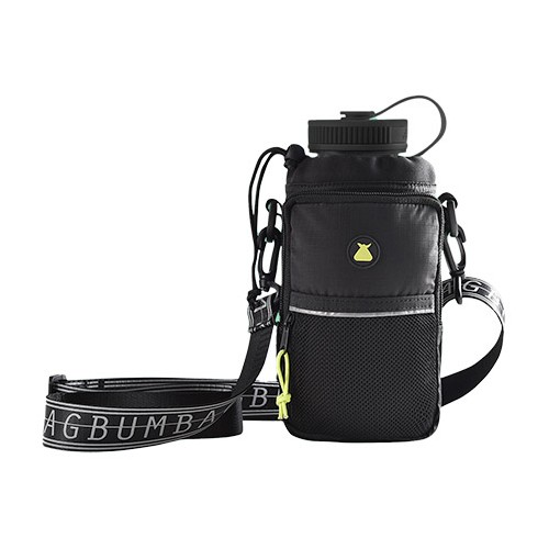 Bumbag Hi Viz Canteeen Shoulder Bag - Black