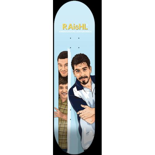 "Deska Ambassadors PRO 2021 Karel Raichl ""Charlie"""