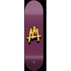 Deska Ambassadors 2021 STONE LOGO Purple