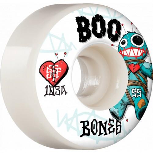 Kolečka BONES Boo Voodoo 53mm V4