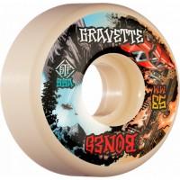 Kolečka BONES Wheels STF PRO Gravette Heaven & Hell 53mm 99A V2