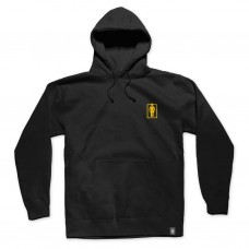 Mikina GIRL Unboxed Pullover Black