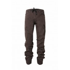 Footprint kalhoty 1985 Series Stretch Denim brown