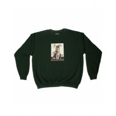 Crewneck Jelly's Kingdom Glory Green
