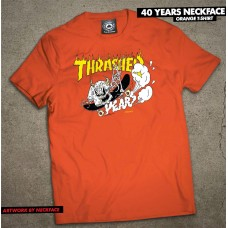 Thrasher triko 40 Years Orange Spring 21
