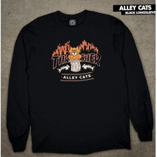 Thrasher triko Alley Cats L/S Spring 21