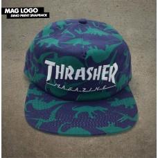 Kšiltovka Thrasher Mag logo DINO