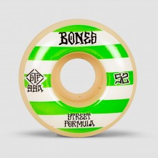 BONES WHEELS STF Patterns V4 WIDE 52mm 99a 4pk
