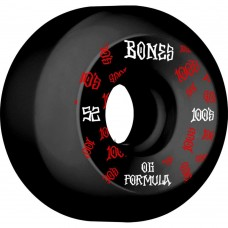 BONES Wheels 100´s 52MM O.G. V5 Black 2020