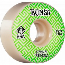 BONES WHEELS STF Patterns V2 LOCKS 52mm 99a 4pk