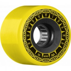 BONES WHEELS Rough Rider TANK 56mm Yellow ATF 80a