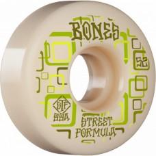 Kolečka BONES Retros STF V3 Slims 99a (52mm,54mm)