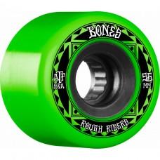 Kolečka BONES Rough Riders Runners ATF  Green (56mm,59mm)