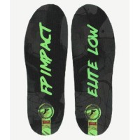 Vložky do bot Footprint Low Kingfoam Elite Classic Black/Lime