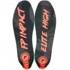 Vložky do bot Footprint High Kingfoam Elite Classic Black/Red