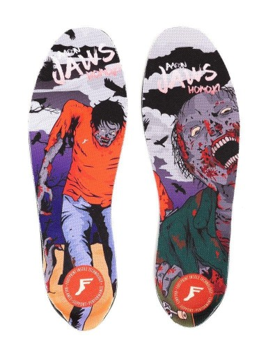 Footprint Elite Jaws Zombie