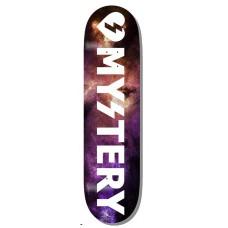 Deska Mystery Cosmic Galaxy White