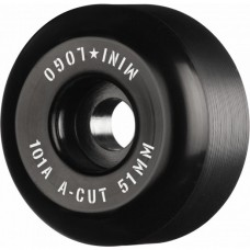 "Kolečka Mini Logo A-CUT ""2"" 51mm X 101 BLACK 2020"