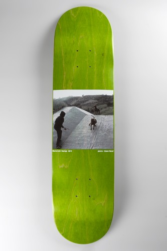 Deska Skaterock Design 19 Dogs High concave