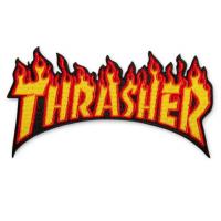Nášivka Thrasher Flame