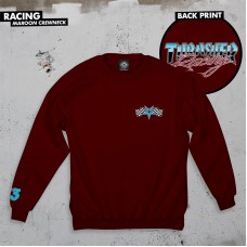 Crewneck Thrasher Racing Holiday 2018