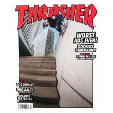 Thrasher Magazine July 2020
