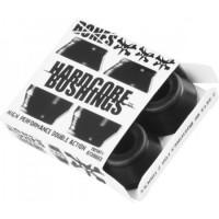 Bushings Bones Hard black/black (4 ks)