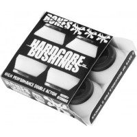 Bushings Bones Hard black/white (4 ks)