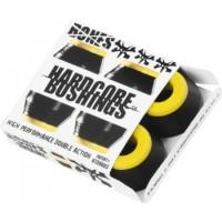 Bushings Bones Medium yellow/black (4 ks)