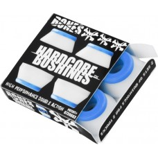 Bushings Bones SOFT blue/white (4 ks)